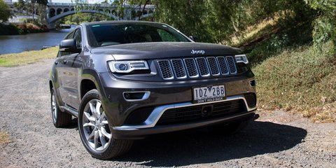2015 Jeep Grand Cherokee Summit Platinum 3.0 CRD Review