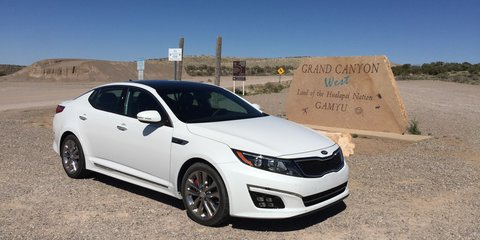 2015 Kia Optima Turbo Review