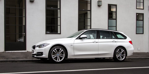 2015 BMW 318d Touring Review