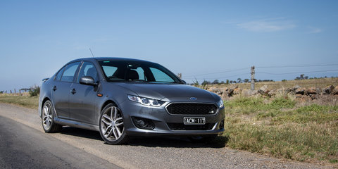 Which car should I buy for country driving? Large car or small car? : Ford Falcon v Holden Cruze