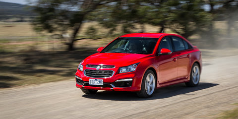 The locally made Holden Cruze is dead, thankfully