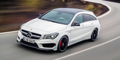 2015 Mercedes-Benz CLA Shooting Brake Review