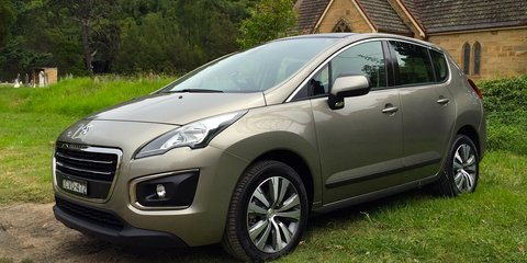 2015 Peugeot 3008 Review