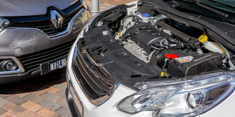 Peugeot 2008 v Renault Captur : Comparison Review