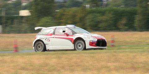 Citroen Racing Experience : Circuit d'Issoire, France