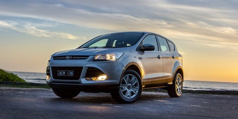 2015 Ford Kuga Review: Ambiente FWD