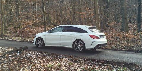 2015 Mercedes-Benz CLA Shooting Brake Review