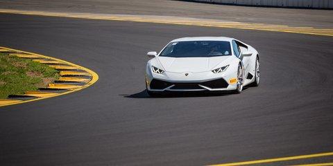 2015 Lamborghini Huracan LP 610-4 Review: Australian track test