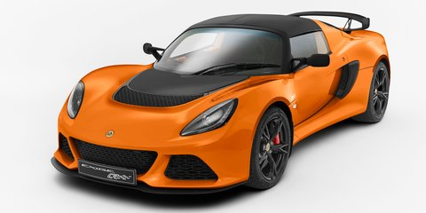 Lotus Exige S Club Racer: road racer sheds 15kg but can't better performance claims