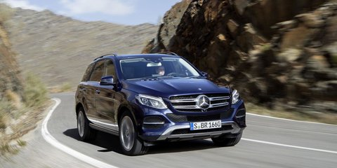 2015-16 Mercedes-Benz GLE, GLS recalled for airbag fix: 2600 vehicles affected
