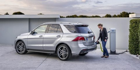 Mercedes-Benz Australia to have three plug-in hybrids on sale this year