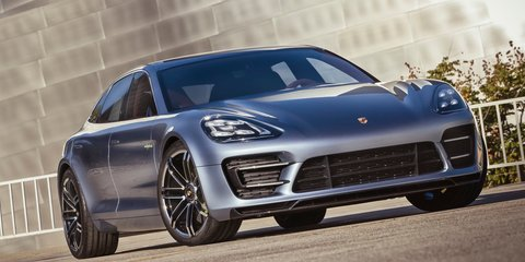 Porsche Pajun preview could come with Frankfurt-bound EV concept