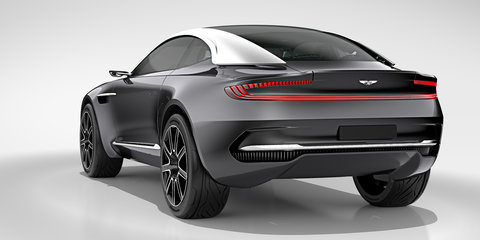 Aston Martin DBX production to kick off in 'late 2019'