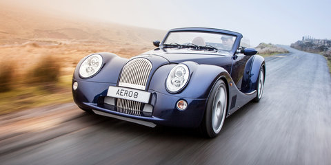 Morgan to add hybrid, electric drivetrains to its range from 2019
