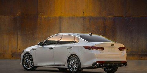2016 Kia Optima: Bigger sales expectations