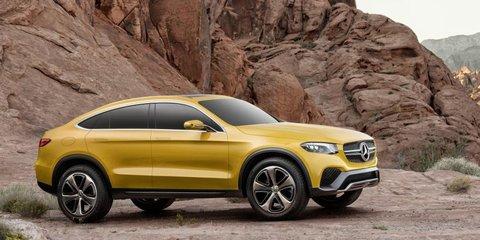 Mercedes-Benz GLC Coupe almost certain for Australia
