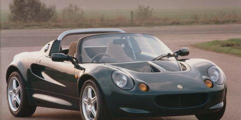 "Lotus builds 40,000th model on ""Small Car Platform"""