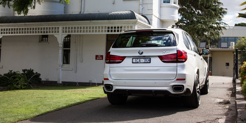 BMW X5 Old v New comparison: Second-generation E70 v third-generation F15