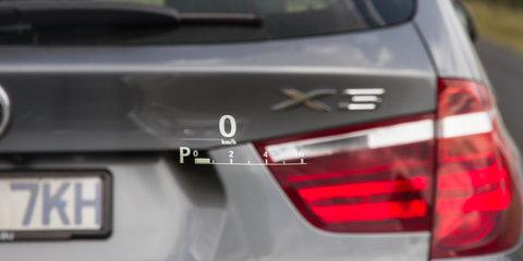 BMW X3 xDrive28i v Lexus NX200t Sports Luxury – prestige SUV comparison test