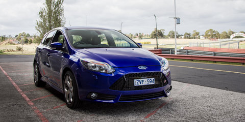 2014 Ford Focus ST Review:: Sandown Raceway weekender