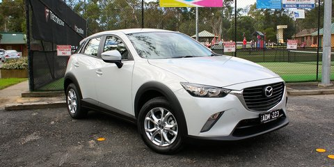 mazda cx 3 review specification price caradvice. Black Bedroom Furniture Sets. Home Design Ideas