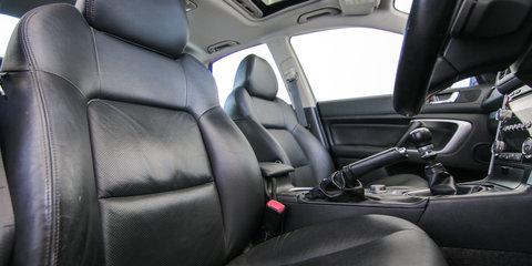 Subaru Liberty Old v New Comparison: Fourth-generation 3.0R v sixth-gen 3.6R