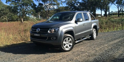 2015 Volkswagen Amarok TDI420 Highline Review