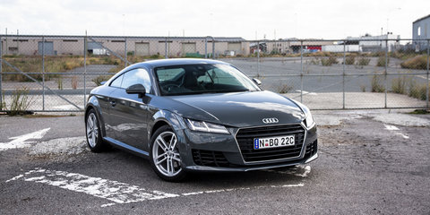 Mercedes-Benz planning Audi TT rival based on A-Class - report
