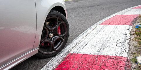 Volkswagen Golf GTI v Peugeot 308 GT v Alfa Romeo Giulietta QV : Five-door hot-hatch comparison