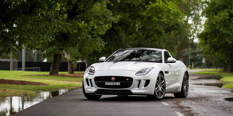 2015 Jaguar F-Type Coupe R Review