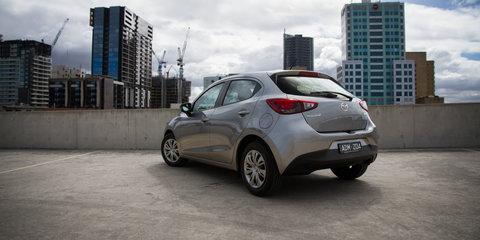 2015-16 Mazda 2 recalled for fuel leak fix