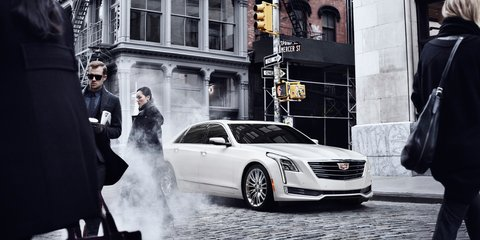 GM 'certainly capable' of bringing Cadillac to Australia