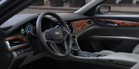 Cadillac coming to Australia in 2020