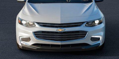2016 Chevrolet Malibu revealed