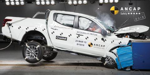 2016 Mitsubishi Triton pricing and specifications