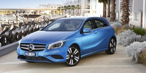 Mercedes-Benz powers on in March
