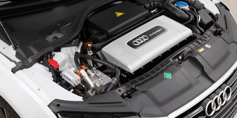 Audi says infrastructure the main hurdle for hydrogen power