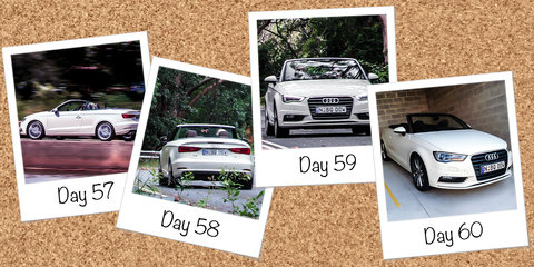 2015 Audi A3 Cabriolet Review : Long-term report two