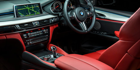 BMW X5 M and X6 M launched : Pricing, specifications and sales