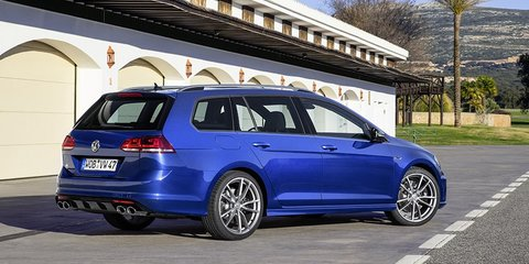 Volkswagen Golf R Estate confirmed for Australia