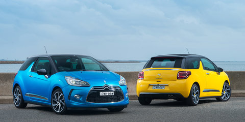 2015 Citroen DS3 pricing and specifications