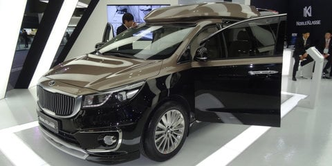 Seoul motor show highlights and gallery