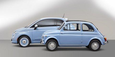 Fiat 500C Vintage '57 Edition revealed