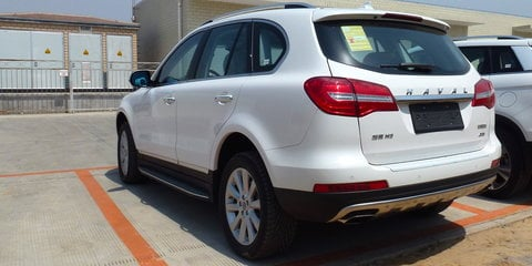 Haval H8 Review : Quick drive