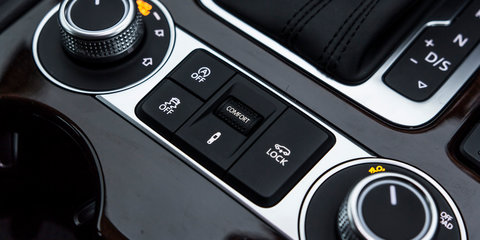 2015 Volkswagen Touareg V6 TDI Review