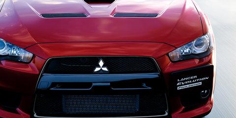 Mitsubishi Lancer Evolution Final Edition coming to Australia in 2015