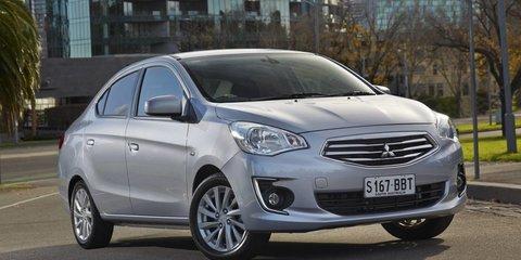 Mitsubishi posts a sales record in Q1, 2015