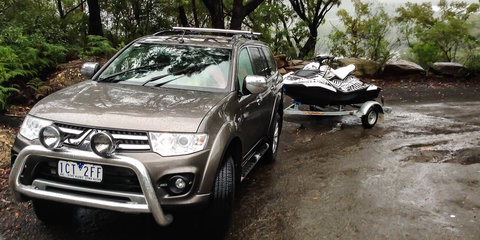 2015 Mitsubishi Challenger LS : Easter Long Weekend Review
