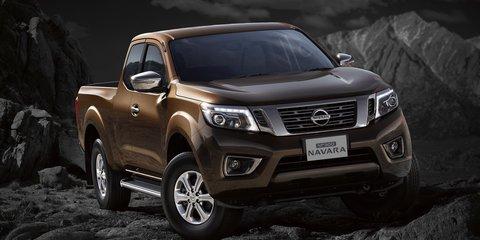 2015 Nissan Navara: New model range won't be sold alongside the old model