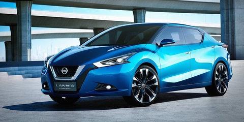 Nissan Lannia sedan designed for China's youth